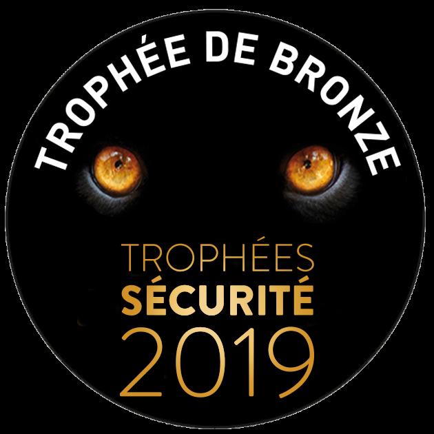 trophée de la sécurité