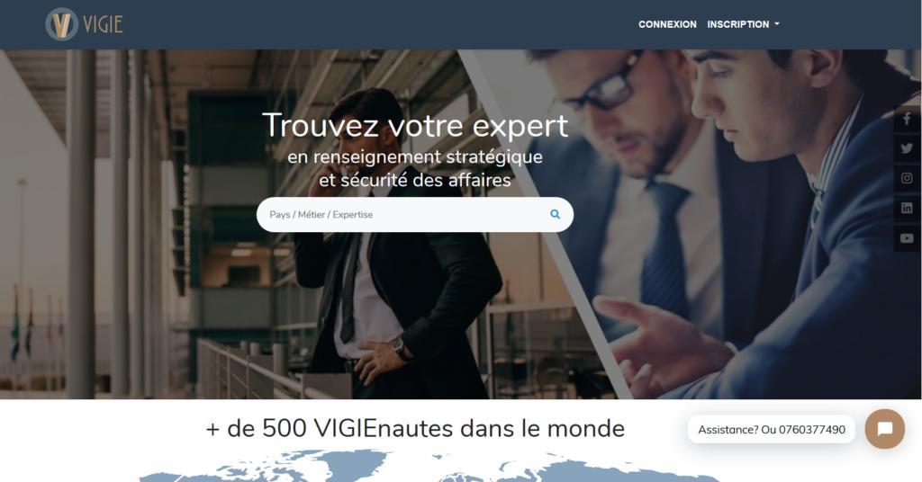www.vigie.online