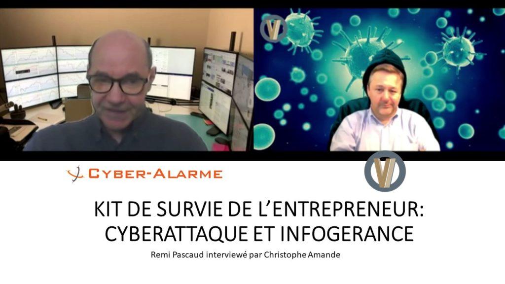LES RISQUES CYBERSECURITES EN CE MOMENT DE CRISE